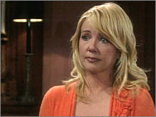 Les Feux de l'Amour, épisode N°8123 diffusé le 29 avril 2005 sur cbs aux USA