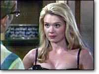 Les Feux de l'Amour, épisode N°7211 diffusé le 31 août 2001 sur cbs aux USA
