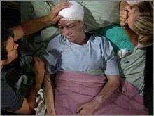 Les Feux de l'Amour, épisode N°8140 diffusé le 24 mai 2005 sur cbs aux USA