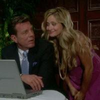 Les Feux de l'Amour, épisode N°9406 diffusé le 26 mai 2010 sur cbs aux USA