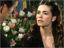 Les Feux de l'Amour, épisode N°8146 diffusé le 23 septembre 2008 sur tf1 en France