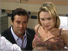 Les Feux de l'Amour, épisode N°8147 diffusé le 23 septembre 2008 sur tf1 en France