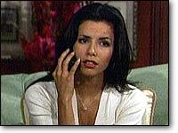 Les Feux de l'Amour, épisode N°7229 diffusé le 4 octobre 2001 sur cbs aux USA