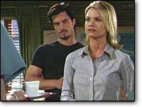 Les Feux de l'Amour, épisode N°7242 diffusé le 29 juillet 2005 sur tf1 en France