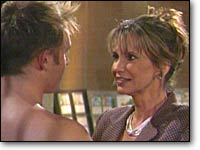 Les Feux de l'Amour, épisode N°7250 diffusé le 2 novembre 2001 sur cbs aux USA