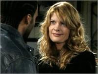 Les Feux de l'Amour, épisode N°8033 diffusé le 16 avril 2008 sur tf1 en France
