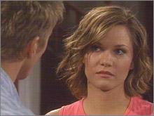 Les Feux de l'Amour, épisode N°8176 diffusé le 13 juillet 2005 sur cbs aux USA