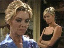 Les Feux de l'Amour, épisode N°8191 diffusé le 3 août 2005 sur cbs aux USA