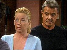 Les Feux de l'Amour, épisode N°8194 diffusé le 8 août 2005 sur cbs aux USA