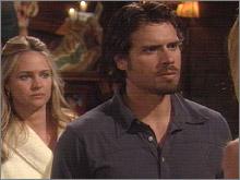 Les Feux de l'Amour, épisode N°8196 diffusé le 10 août 2005 sur cbs aux USA