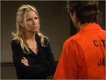 Les Feux de l'Amour, épisode N°8197 diffusé le 30 juillet 2008 sur rts1 en Suisse