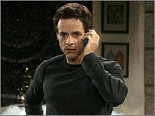 Les Feux de l'Amour, épisode N°8037 diffusé le 24 décembre 2004 sur cbs aux USA