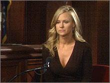 Les Feux de l'Amour, épisode N°8203 diffusé le 19 août 2005 sur cbs aux USA