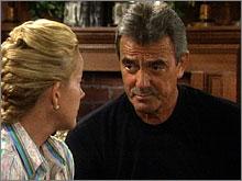 Les Feux de l'Amour, épisode N°8207 diffusé le 25 août 2005 sur cbs aux USA