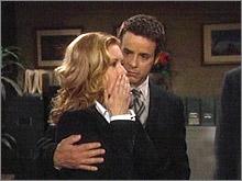 Les Feux de l'Amour, épisode N°8208 diffusé le 26 août 2005 sur cbs aux USA