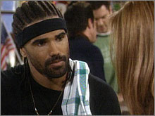 Les Feux de l'Amour, épisode N°8040 diffusé le 29 décembre 2004 sur cbs aux USA