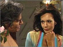 Top Models, épisode N°4578 diffusé le 17 août 2006 sur rts1 en Suisse