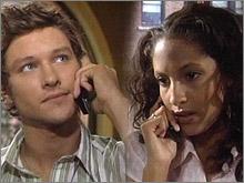 Les Feux de l'Amour, épisode N°8210 diffusé le 30 août 2005 sur cbs aux USA