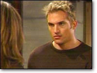 Les Feux de l'Amour, épisode N°7290 diffusé le 4 janvier 2002 sur cbs aux USA