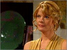 Les Feux de l'Amour, épisode N°8216 diffusé le 16 janvier 2009 sur tf1 en France