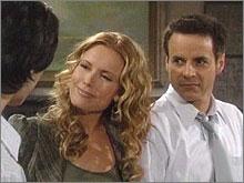 Les Feux de l'Amour, épisode N°8218 diffusé le 13 septembre 2005 sur cbs aux USA