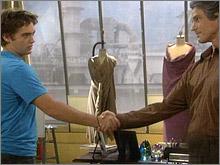 Top Models, épisode N°4641 diffusé le 14 novembre 2006 sur rts1 en Suisse