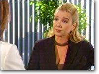 Les Feux de l'Amour, épisode N°7296 diffusé le 14 janvier 2002 sur cbs aux USA