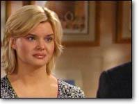 Les Feux de l'Amour, épisode N°7302 diffusé le 22 janvier 2002 sur cbs aux USA