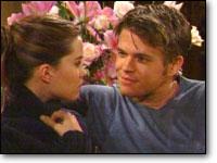 Les Feux de l'Amour, épisode N°7304 diffusé le 24 janvier 2002 sur cbs aux USA