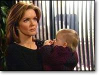 Les Feux de l'Amour, épisode N°7307 diffusé le 29 janvier 2002 sur cbs aux USA