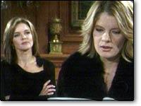 Les Feux de l'Amour, épisode N°7328 diffusé le 7 novembre 2005 sur tf1 en France