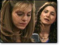 Les Feux de l'Amour, épisode N°7329 diffusé le 28 février 2002 sur cbs aux USA