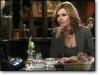 Les Feux de l'Amour, épisode N°7333 diffusé le 15 novembre 2005 sur tf1 en France