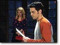 Les Feux de l'Amour, épisode N°7348 diffusé le 28 novembre 2005 sur tf1 en France