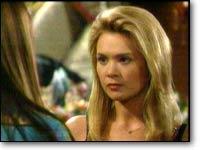 Les Feux de l'Amour, épisode N°7040 diffusé le 2 janvier 2001 sur cbs aux USA