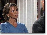 Les Feux de l'Amour, épisode N°7349 diffusé le 28 novembre 2005 sur tf1 en France