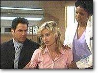 Les Feux de l'Amour, épisode N°7352 diffusé le 4 avril 2002 sur cbs aux USA