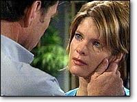 Les Feux de l'Amour, épisode N°7356 diffusé le 10 avril 2002 sur cbs aux USA
