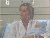 Les Feux de l'Amour, épisode N°7044 diffusé le 8 janvier 2001 sur cbs aux USA