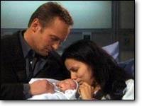 Les Feux de l'Amour, épisode N°7380 diffusé le 16 janvier 2006 sur tf1 en France
