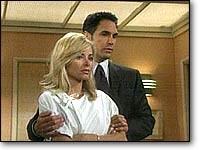 Les Feux de l'Amour, épisode N°7384 diffusé le 15 juillet 2010 sur tva au Québec