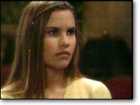 Les Feux de l'Amour, épisode N°7050 diffusé le 16 janvier 2001 sur cbs aux USA
