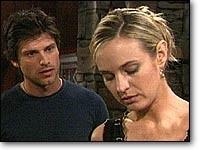 Les Feux de l'Amour, épisode N°7390 diffusé le 26 janvier 2006 sur tf1 en France
