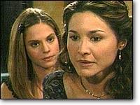 Les Feux de l'Amour, épisode N°7404 diffusé le 13 février 2006 sur tf1 en France
