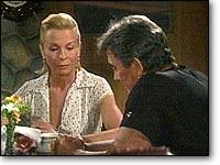 Les Feux de l'Amour, épisode N°7409 diffusé le 17 février 2006 sur tf1 en France