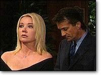 Les Feux de l'Amour, épisode N°7410 diffusé le 20 février 2006 sur tf1 en France