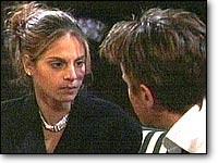 Les Feux de l'Amour, épisode N°7411 diffusé le 21 février 2006 sur tf1 en France