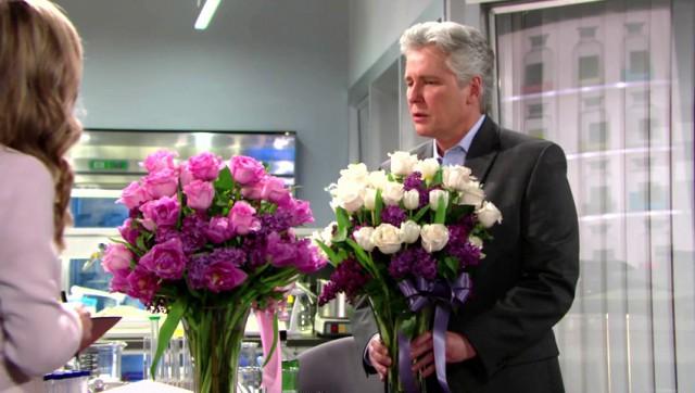 Les Feux de l'Amour, épisode N°10899 diffusé le 18 février 2019 sur tf1 en France