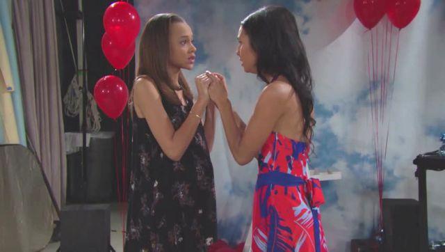 Amour, Gloire et Beauté, épisode N°7322 diffusé le 3 janvier 2018 sur france2 en France