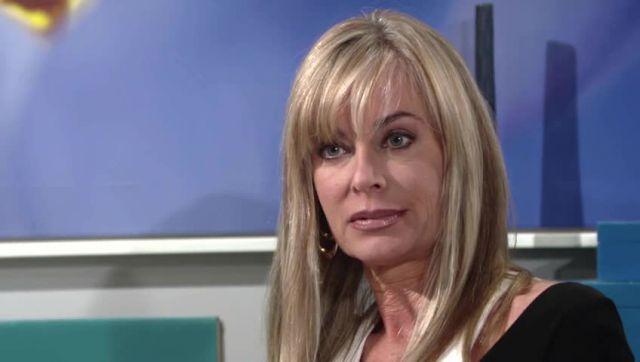 Les Feux de l'Amour, épisode N°10916 diffusé le 6 mai 2016 sur cbs aux USA